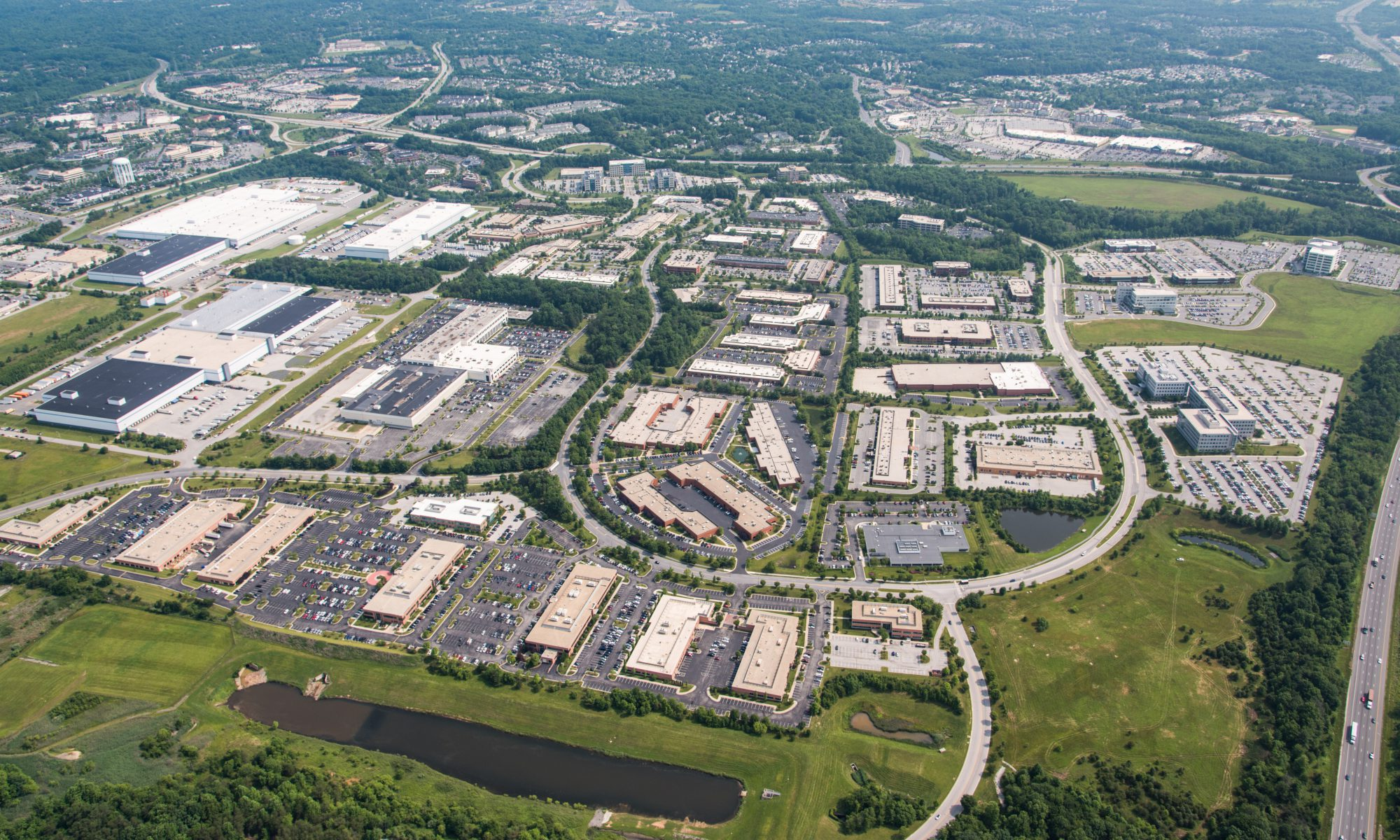 Columbia Gateway Business Community